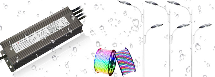 waterproof electronic led driver