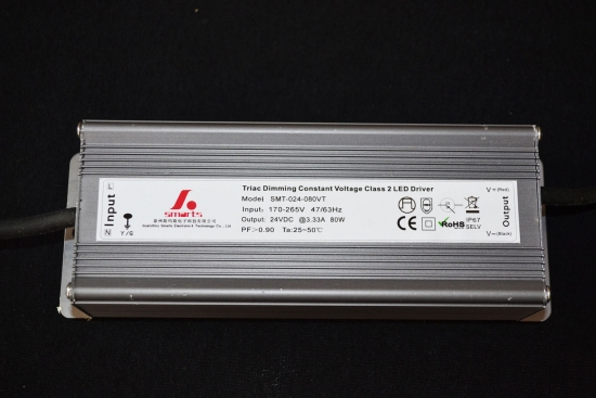700ma 25w conductor led aislado