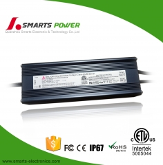dimmable flood light power supply 2000ma 100w