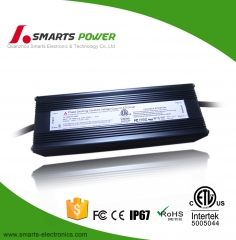 high power 24v 120w triac dimmable LED driver