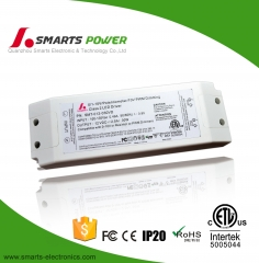 0-10v/pwm constant voltage led driver