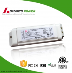 500mA 20W 0-10V/PWM dimmable LED driver