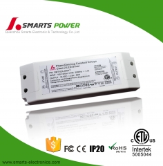 24V 60W Constant Voltage Triac Dimmable LED Power Supply