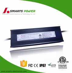 ETL FCC 12v 150w constant volatage triac dimmable led driver