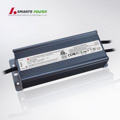 12v 100w 0-10v dimmable waterproof led driver