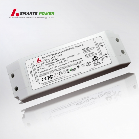 0-10v controlador de potencia led regulable