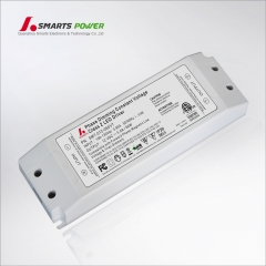 waterproof 12v 60w triac dimming LED power supply