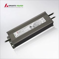 200w 0-10v dimmable constant voltage led driver