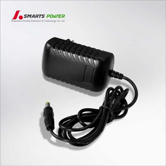 mejor Adaptador de corriente del enchufe de 12v 24v 12w us / uk / eu
