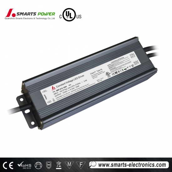 12vdc 100w dali controlador led regulable
