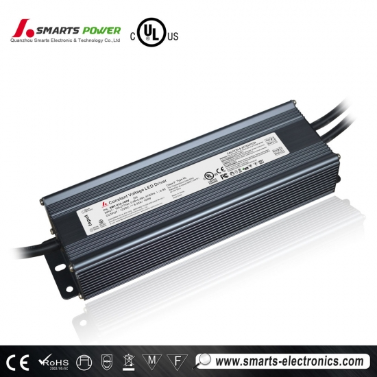 100-277vac 0-10v controlador led con intensidad regulable con ul cado