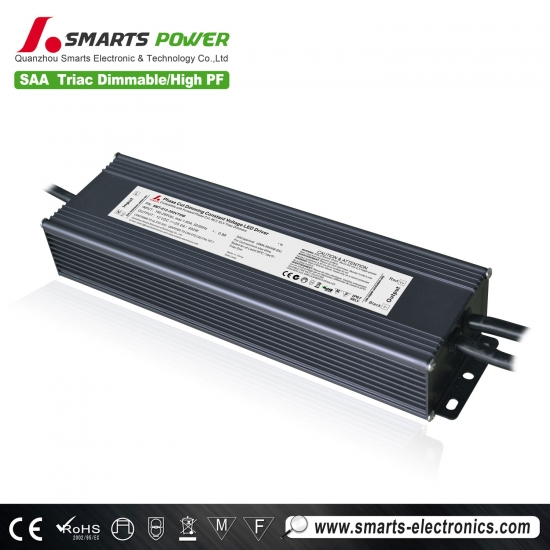 saa 12v 300w triac regulable led drivers