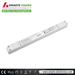 saa enumeró 12vdc 60w triac controlador de led de intensidad regulable