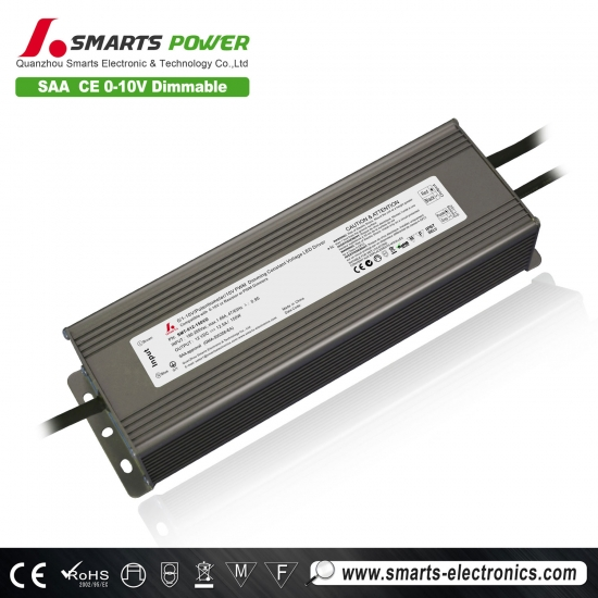 controlador led regulable 12v 150w