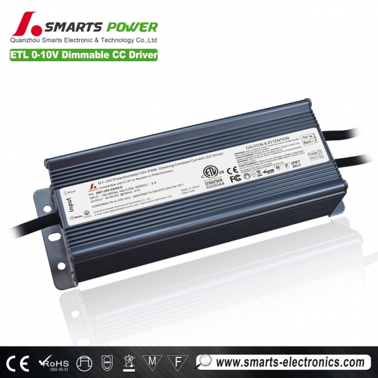 Conductor led regulable 0-10v
