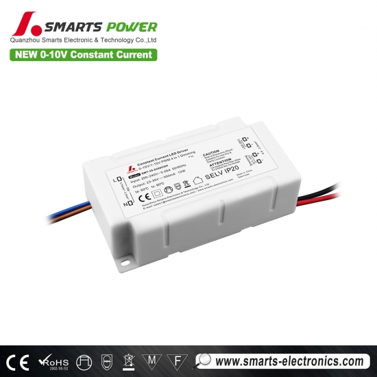controlador led regulable corriente constante