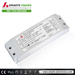 clase 2 controlador de triac led regulable 12vdc 48w