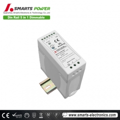 Controlador led regulable 277vac 12v 60w
