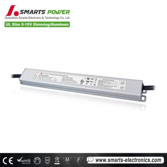 mejor transformador regulable 36w led driver de clase 2 con salida de 12v para downlight