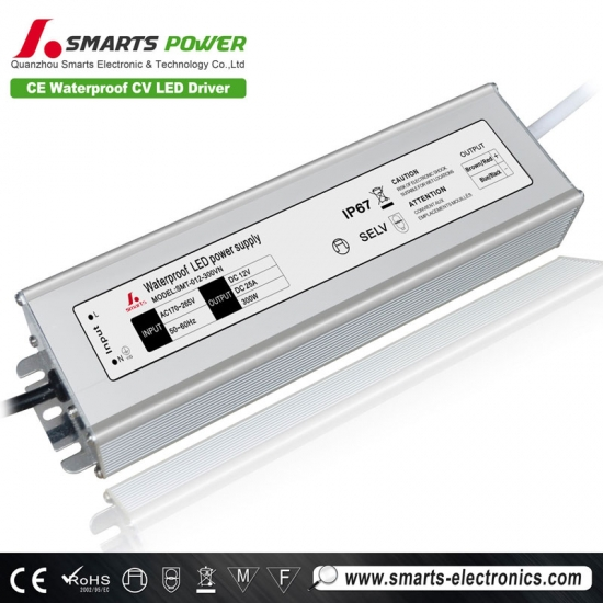 waterproof power supply