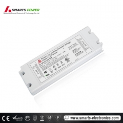 Ul / Cul 12VDC 60W Triac Regulable conductor llevado