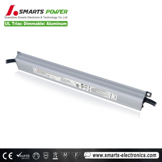 24 volt 100 watt dimmable led driver for LED lighting