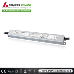 12v 60w ul / ce.rohs aprobación 277vac controlador led no regulable