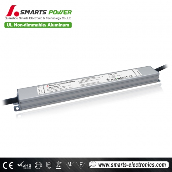 12Vdc 100watt 277vac non-dimmable led power supply