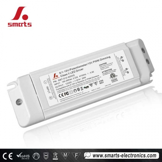 Transformador led dimmable 0-10v