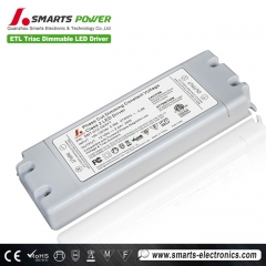 voltaje constante Triac Regulable Conductor led, conductor de lámpara led, 120v a 12v conductor led