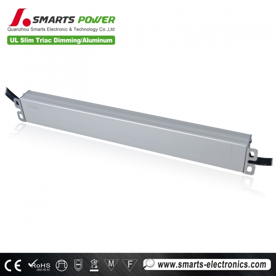 150w slim type led driver with 24vdc