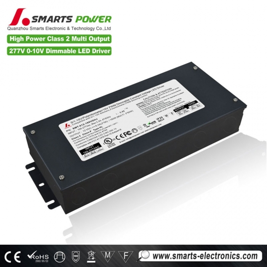 mejor  dimmable 12v 15a class 2 led power supply junction box