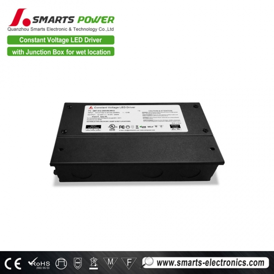 waterproof transformer 12v low voltage