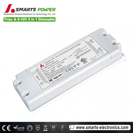 dimmable electronic transformer