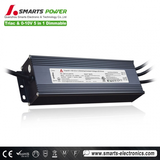 phase cut dimmable led driver