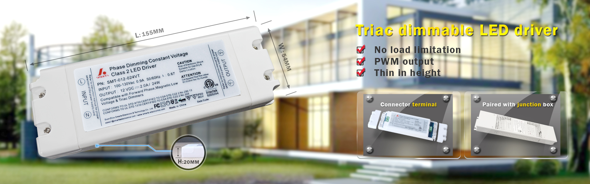 triac dimmable led drivers